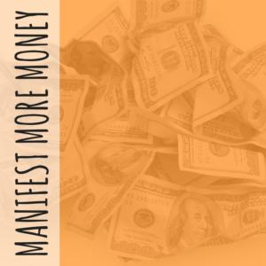 6:30pm Manifesting More Money @ NVCSL