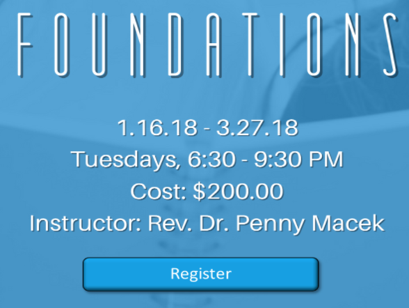6:30pm Foundations @ NVCSL