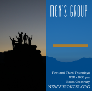 6:30pm NVC's Men's Group @ NVCSL Room 4