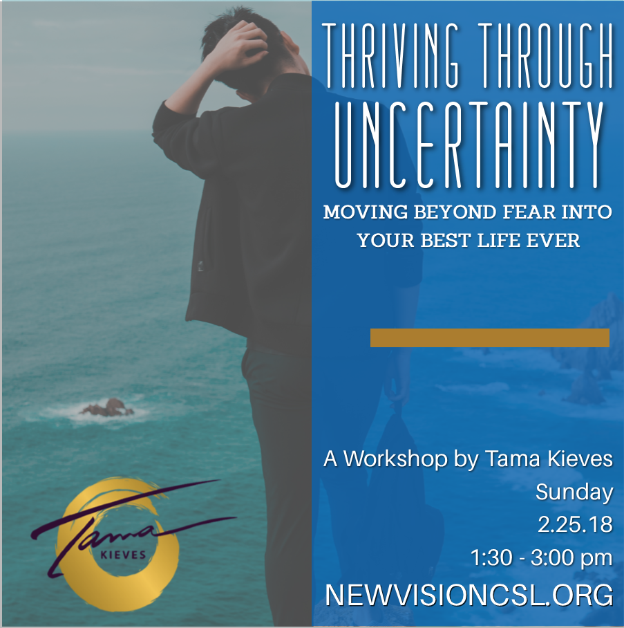 1:30pm Thriving Through Uncertainty Workshop @ NVCSL